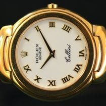 Rolex Cellini in 18k Yellow Gold
