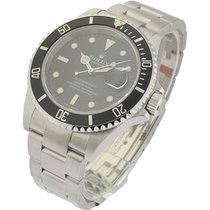 Rolex Used 16610 Submariner with Date - Stainless Steel with...