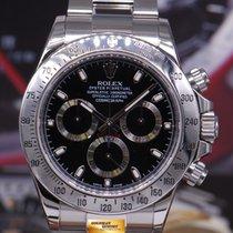 롤렉스 (Rolex) Oyster Perpetual Daytona Stainless Steel Chronogra...