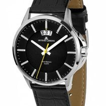 Jacques Lemans 1-1540A Sydney Herren 42mm 10ATM