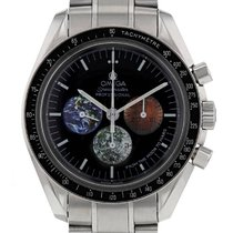 "Omega Speedmaster ""From the Moon to Mars"" en acier Ref..."