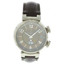 Louis Vuitton Tambour Reveil GMT Q1154