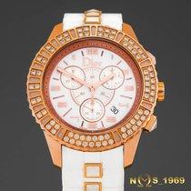Dior Christal Chronograph 18K Rose Gold Lady Box