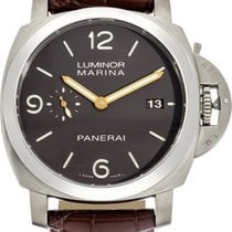 Panerai Luminor Marina Titanium Automatic Swiss Men's...