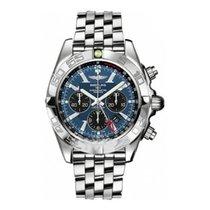 Breitling AB041012-C835 Chronomat B01 - Steel on Bracelet with...