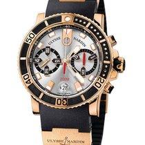 Ulysse Nardin 8006-102-3a/91 Maxi Marine Diver Chronograph in...