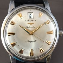 浪琴 (Longines) -- Conquest Automatic Date -- Men's wristwatch
