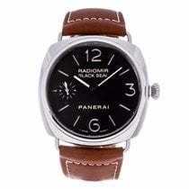 Panerai Radiomir Black Seal Manual Wind Watch PAM00183 (Mint)