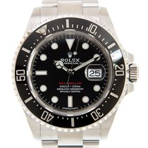 勞力士 (Rolex) Sea-dweller Ceramics - Steel Black Automatic 126600