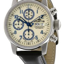 Fortis Flieger Classic Automatic Chrono Mens Watch DOW Limited...