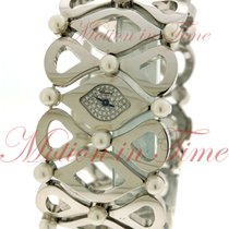 Chopard Pushkin Ladies, Diamond Dial - White Gold on Bracelet...