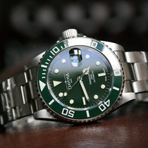 Davosa Ternos Ceramic Green (Rolex Design)