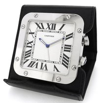 Cartier Santos Travel Alarm Clock 2750