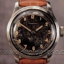 ロンジン (Longines) Sei Tacche Military-style Ref. 22582 Original...