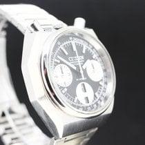Citizen Bullhead Black dial Chronograph