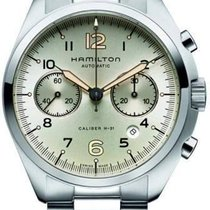 Hamilton Khaki Pilot Pioneer Automatik Chronograph H76416155
