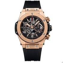Hublot Big Bang UNICO 45mm 411.OX.1180.RX 18kt Rose Gold Complete