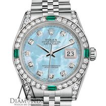 Rolex Women's Rolex Datejust 36mm Stainless Steel Baby...