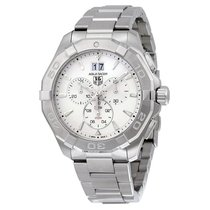 TAG Heuer Men's CAY1111.BA0927 Aquaracer Chronograph...