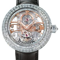 Jacob & Co. Crystal Tourbillion