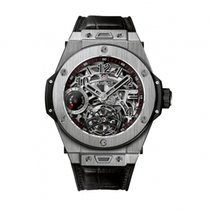 Hublot RESERVE THE TOURBILLON TITANIO POWER 405NX0137LR