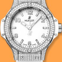 Hublot PAVEL ALL WHITE IN STEEL BIG BANG 361SE2010RW1704