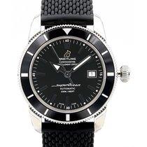 Breitling Superocean Heritage 42 Date Black Dial