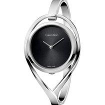 ck Calvin Klein Damenuhr Light, K6L2M111