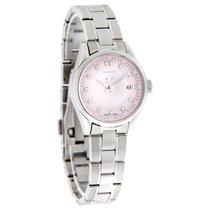 TAG Heuer Carrera Ladies Diamond SS Swiss Quartz Watch...
