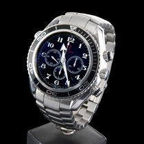 Omega Seamaster Planet Ocean Chrono Olympic Collection
