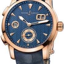 Ulysse Nardin Dual Time Manufacture 42mm 3346-126LE/93