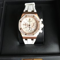 "Audemars Piguet Royal Oak Offshore Chronograph ""Ice..."