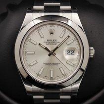 Rolex Datejust II - 116300 - 41mm- Silver Index Dial - RANDOM...