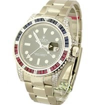 Rolex Unworn 116759SARU GMT Master II Limited Edition 116759 -...