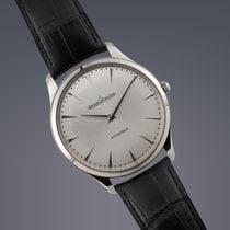 Jaeger-LeCoultre Pre-Owned  Master Ultra Thin stainless steel...