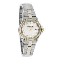 Raymond Weil Parsifal Ladies Diamond Swiss Quartz Watch...