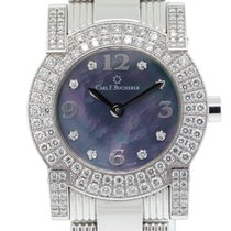 Carl F. Bucherer Carl F  Pathos Black Mother of Pearl and...