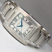 Ebel Brasilia Lady Quarz Damen Uhr in Stahl - Neu UVP....