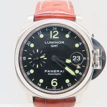Panerai Luminor GMT Stainless Steel 40mm
