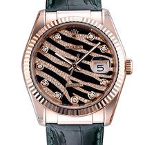 Rolex DateJust Everose-Gold «Zebra» 116135