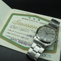 Rolex OYSTER 6426 with Original Silver Dial and Paper