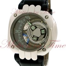 Harry Winston Opus V (5) Satellite Hours Developed with Felix...