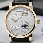 A. Lange & Söhne Lange 1 Moon 18K Rose Gold 38.5MM