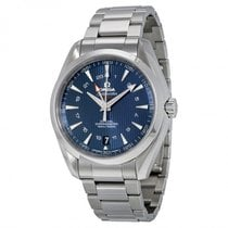 Omega Men's 23110432203001 Aqua Terra 150m GMT Watch