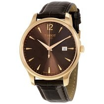 Tissot Men's T0636103629700 T-Classic T-Tradition Watch