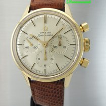 Omega Seamaster Chronograph 14904 -Gold 18k/750 Cal.321 von 1962