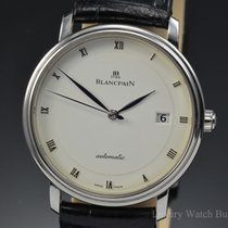 Blancpain Villeret Ultra-Slim Automatic Date 38mm Watch...