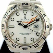 Rolex Explorer ll Ref 216570 42mm