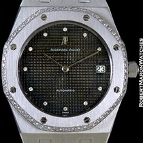 Audemars Piguet Royal Oak Jumbo 4187bc First Gen. 18k White...