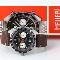 "Heuer Autavia Ref. 1163 ""Viceroy""   Cal. 12 Vintage Chronograph"